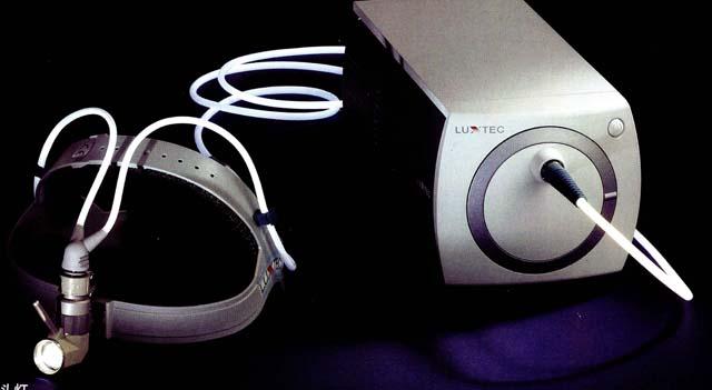 美国Luxtec(莱克斯)手术头灯